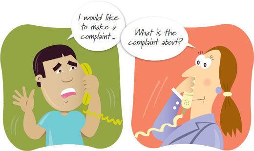 Complaints And Service Standards Economic Regulation