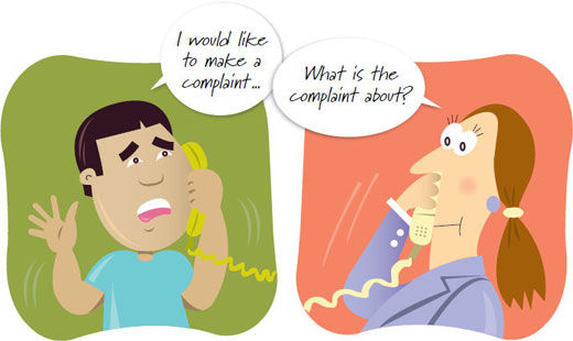 Complaints and Service standards