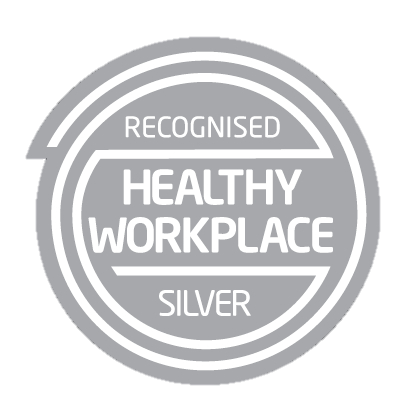 Recognised Healthy Workplaces - Silver
